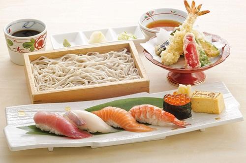 まるやま寿司御膳