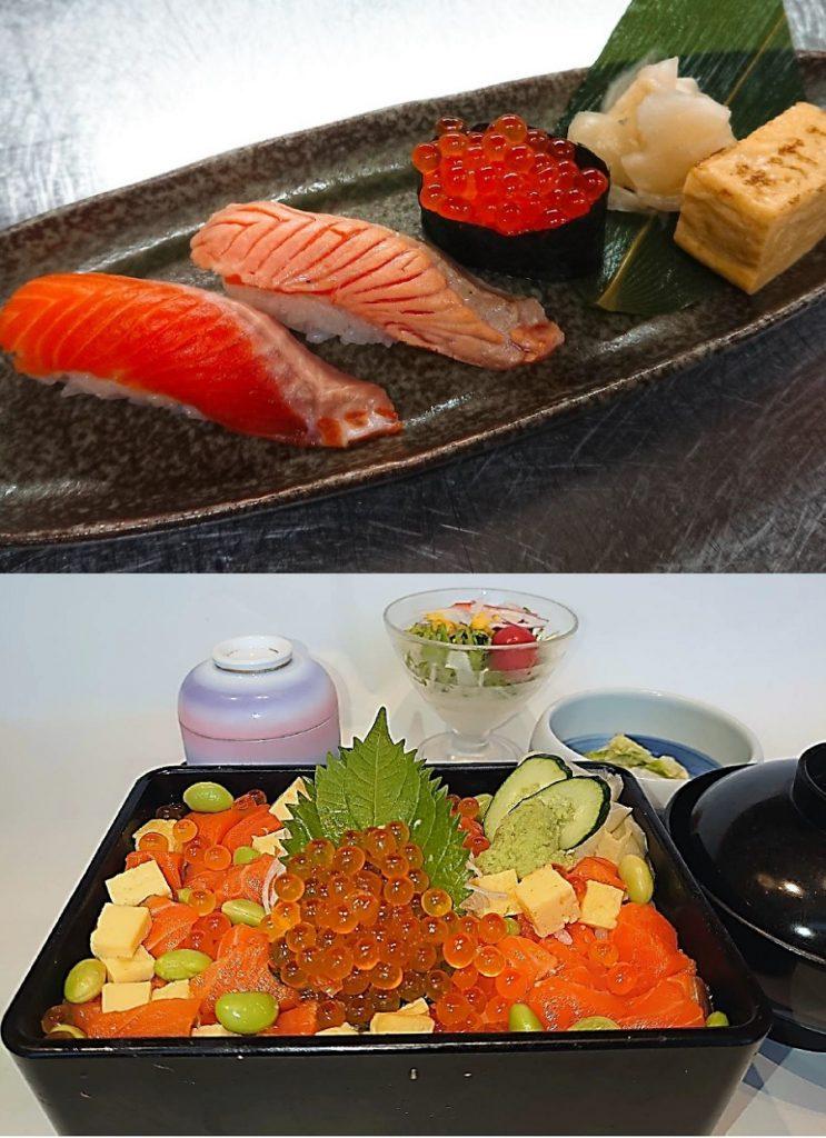 20秋鮭祭り-生鮭